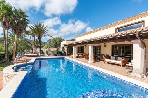 Villa espaciosa a poca distancia de la playa de Palmanova