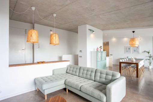 Diesño de interior moderno