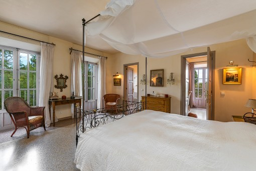 Uno de 9 dormitorios