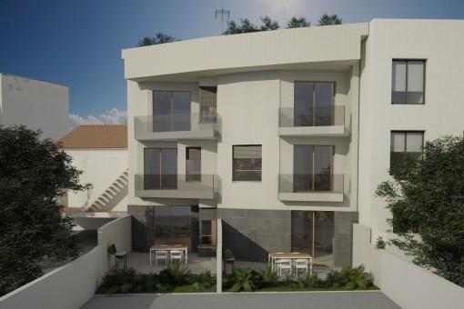 Apartamento en Ciudad Jardin