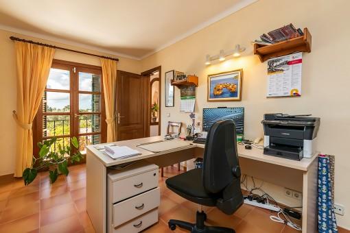 Zona del despacho