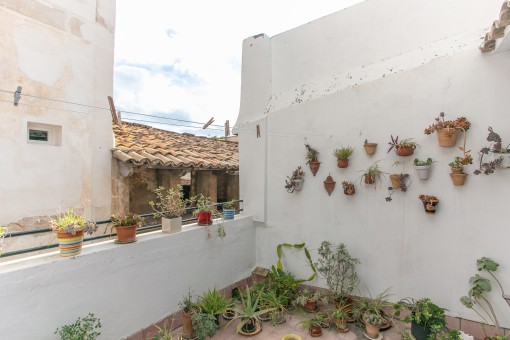 Vista alternativa a la terraza