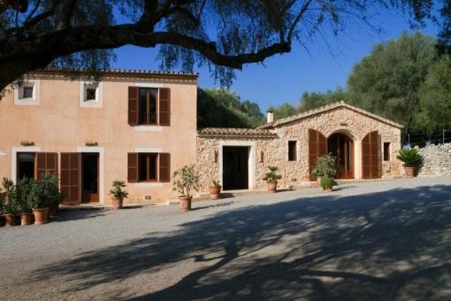 Bonita casa mallorquina en una propriedad de 5 unidades cerca de Portocristo