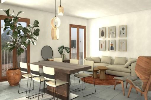 Apartamento en Caimari