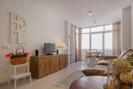 Apartamento amueblado y céntrico en el paseo marítimo de Andratx
