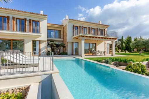 Villa en Son Gual para vender