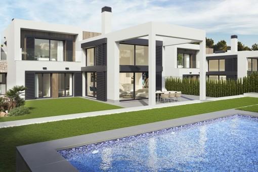 Villa en Cala Murada para vender