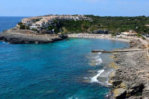 Playa de Cala Murada