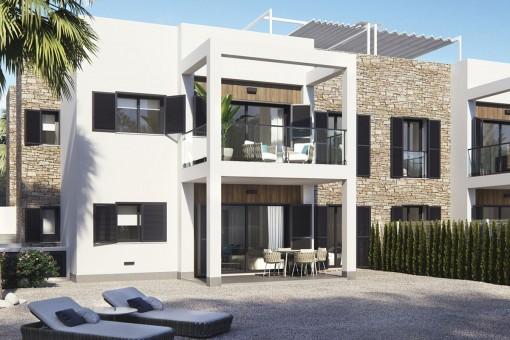 Apartamento en Cala Murada