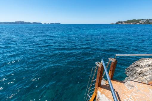 Acceso al mar