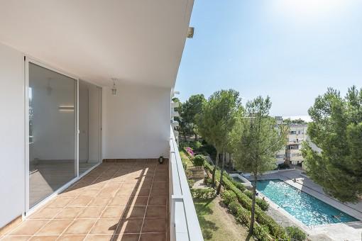 Apartamento en Santa Ponsa para vender