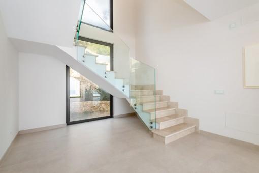 Escaleras elegantes