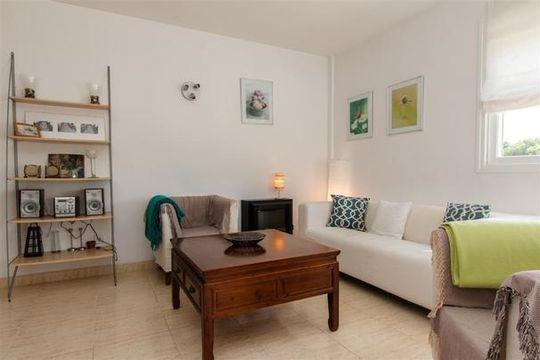 Comodo y en el centro - apartamento de 3 dormitorios y 2 baños en Cala Ratjada