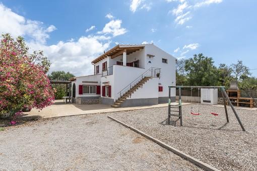 Villa en Cala Llombards