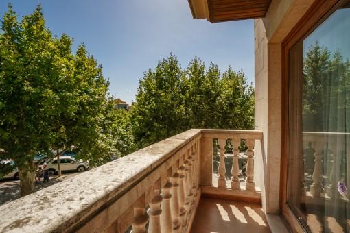 Balcón del salón