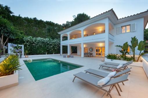 Villa en Camp de Mar