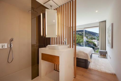 Dormitorio / Baño