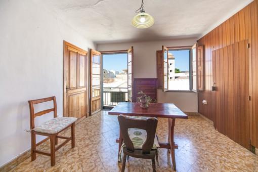 Fantástico apartamento para reformar en el corazon de Cala Ratjada situado a tan solo unos pasos del puerto