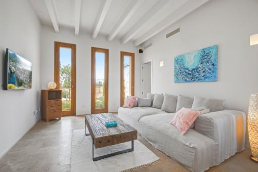Salón / Área de lounge