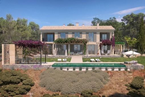 Casa en Santanyi