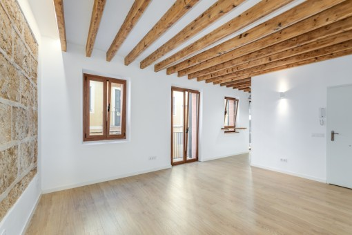 Moderno piso luminoso en el centro histórico de Palma