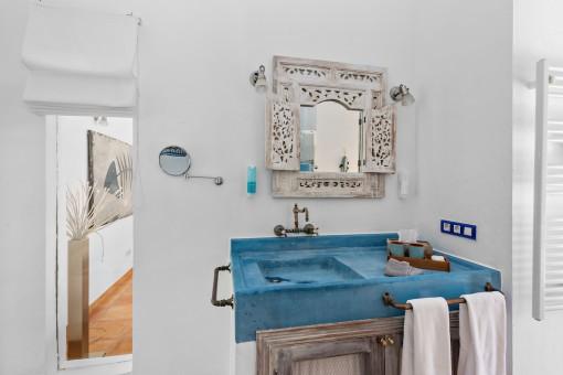 Baño del apartamento