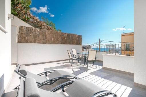 Apartamento 2 - Balcón propio