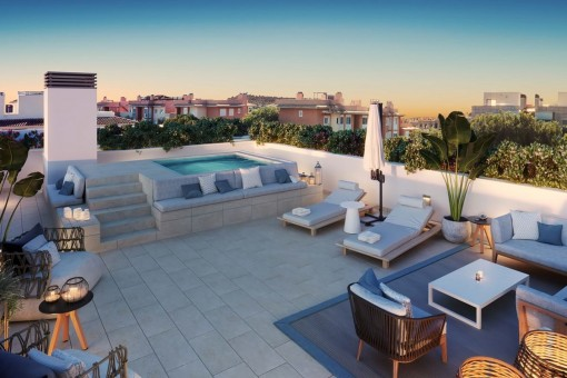 Apartamento en Palma City para vender
