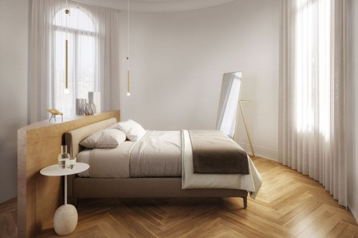 Dormitorio noble