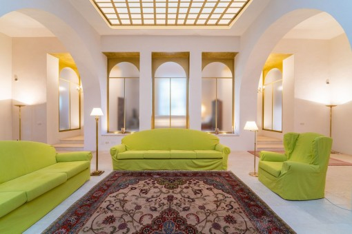Extraordinario diseño interior