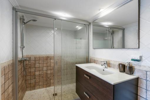 Baño en el sótano