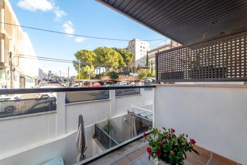 Pequeño apartamento cerca de la playa con balcón y aparcamiento en San Agustín