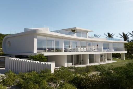 Villa en Porto Cristo para vender