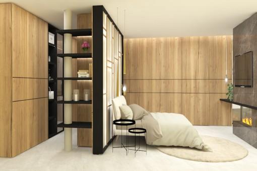 Segundo dormitorio principal