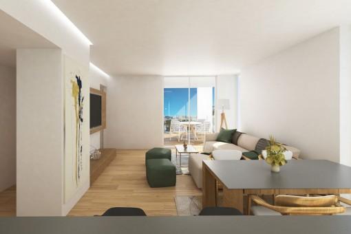 Apartamento en Son Espanyolet
