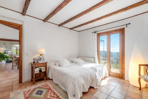Uno de 4 dormitorio