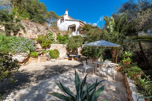 Villa en Cala Figuera