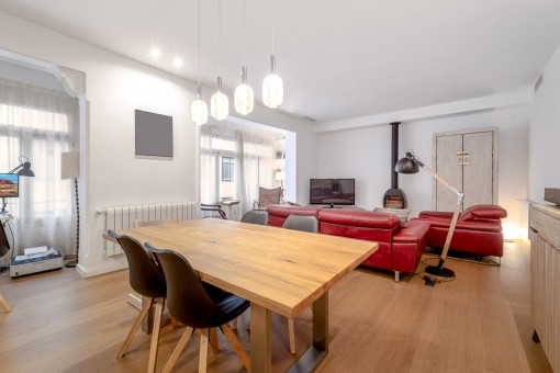 Luminoso piso reformado con mucho gusto y excelentes calidades en pleno centro de Palma
