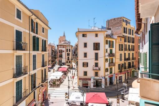 Moderno apartamento en el centro de Palma de Mallorca