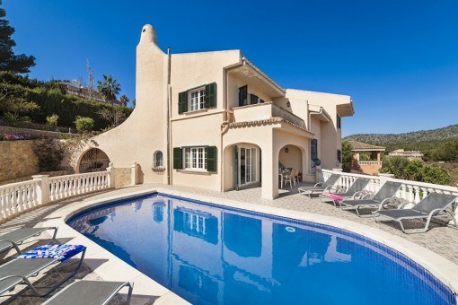 Villa en Palmanova para vender