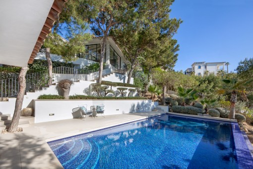 Estupenda propiedad moderna en una ubicación espectacular en Port d'Andratx
