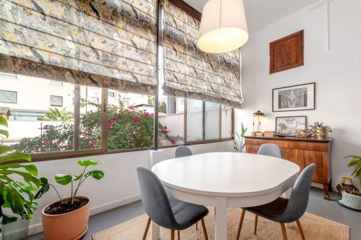 Amplio y luminoso apartamento mallorquín en el centro de Palma