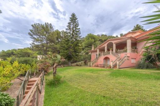 Villa en Canyamel