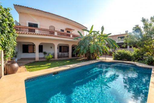Villa en Cala Blava