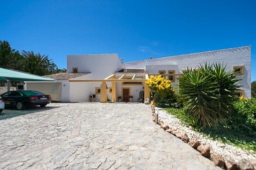 Villa en S'Aranjassa