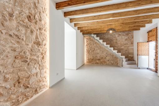 Casa de pueblo de nueva construcción y con la mejor calidad en el centro de Llucmajor