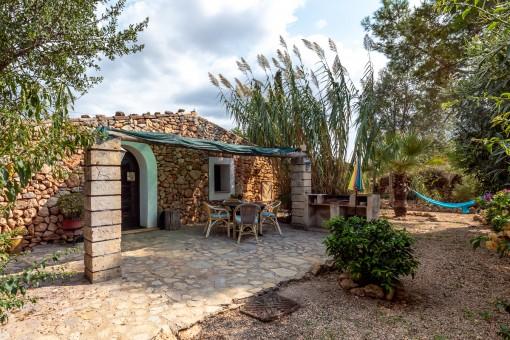 Finca romántica con 5 casas - Llucmayor